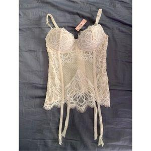 Victoria Secret corset lingerie